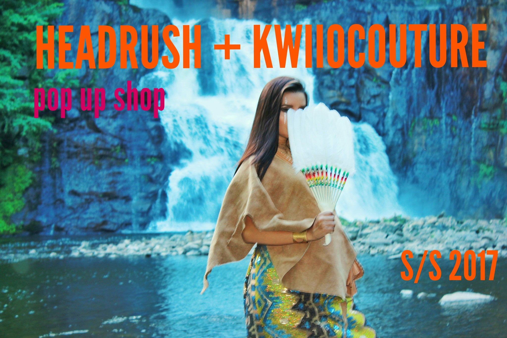 MohawkCoterie presents HeadRush Brand + KwiioCouture