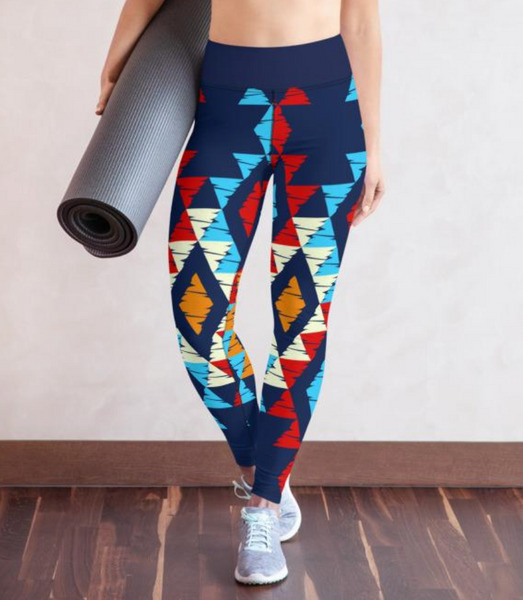 Sacred Collection- Yoga Leggings