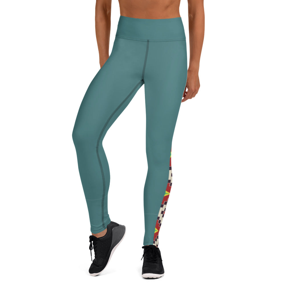 Indigenization- Yoga Leggings
