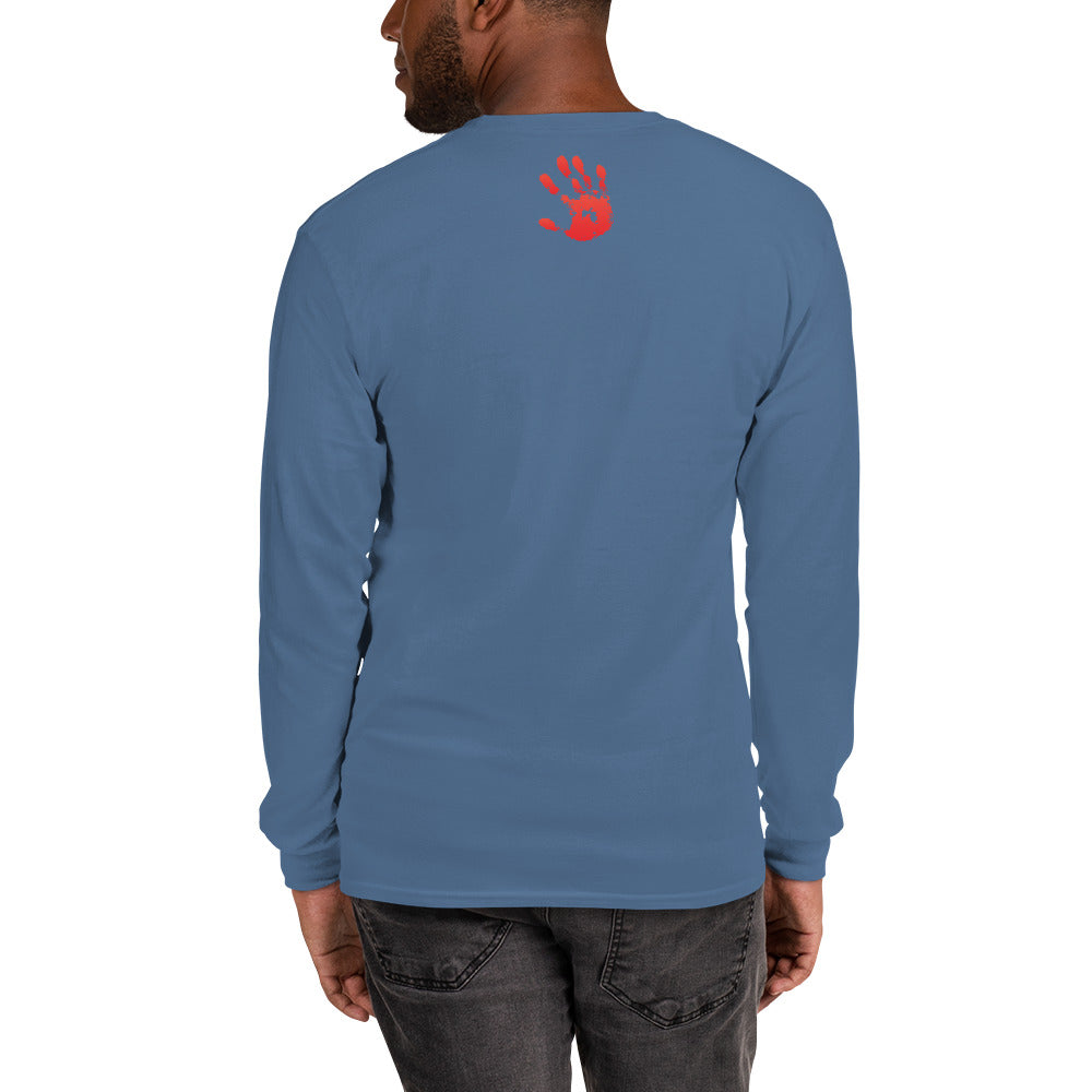 M.C.Collection- Men's Long Sleeve Shirt