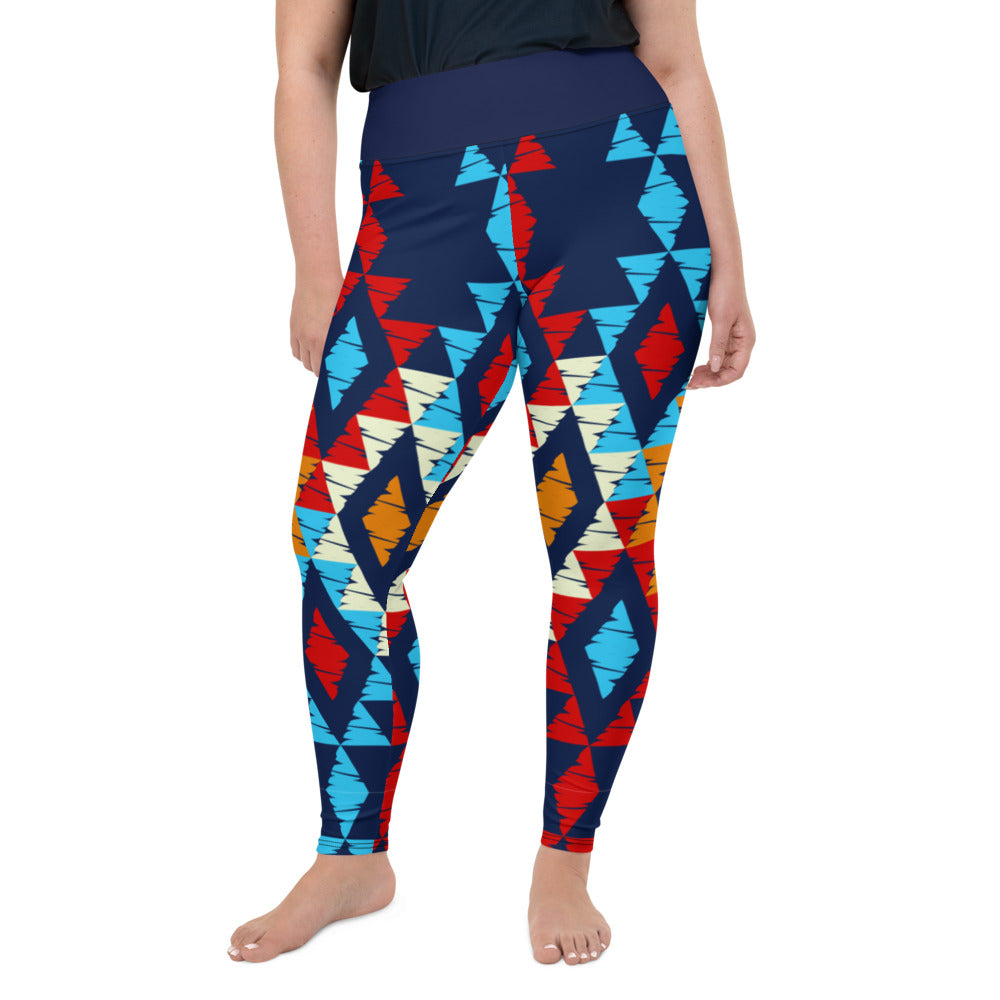 Sacred Collection- Plus Size Leggings