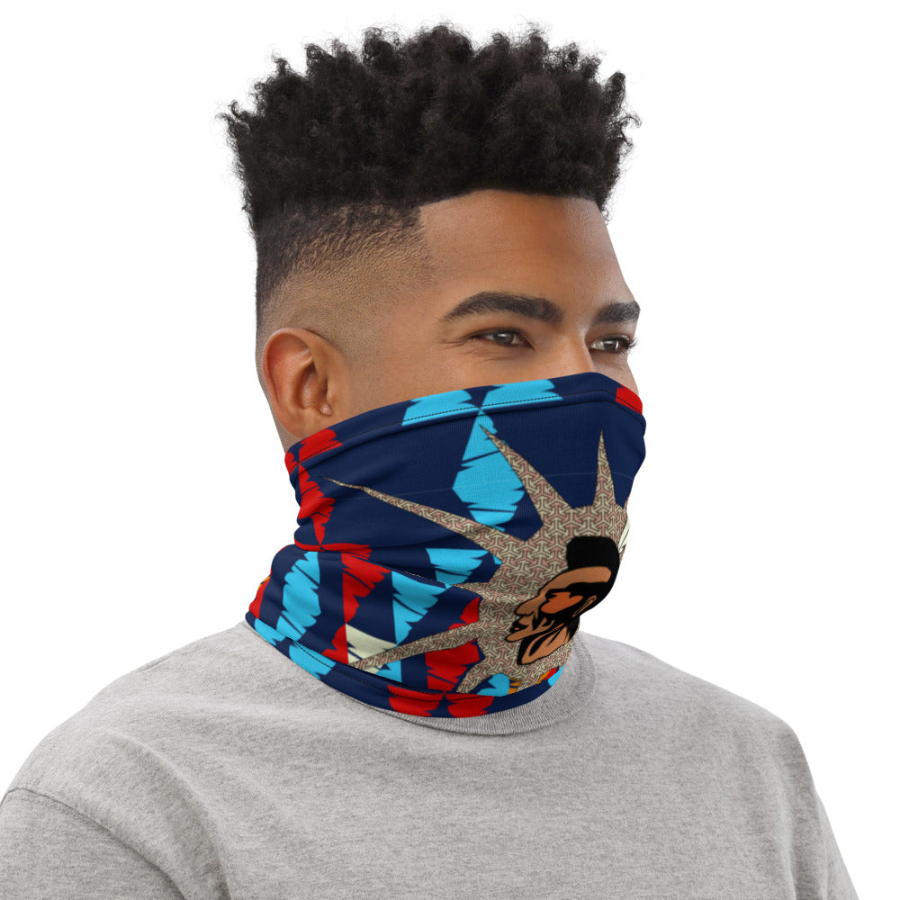 Rotisken'ra:kete (Warrior) Neck Gaiter