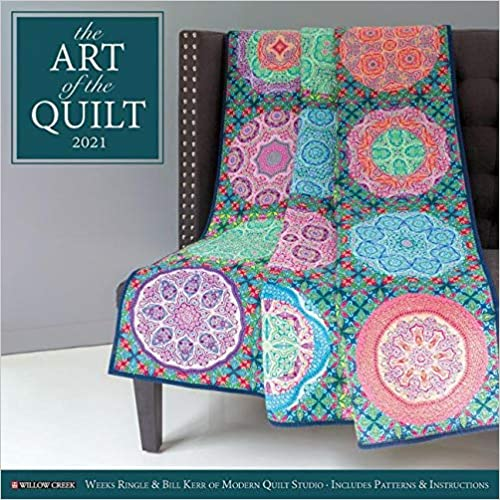 Art of the Quilt 2021 Calendar
