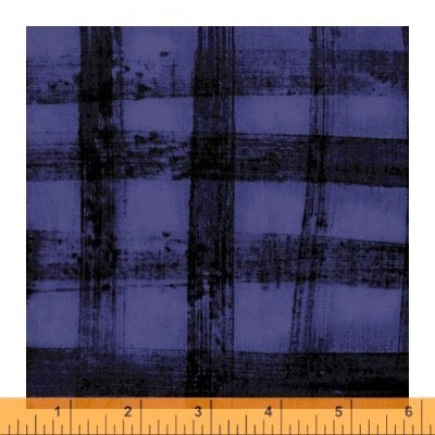 43192A-16, Blueberry Plaid