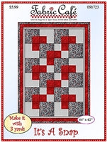 It's A Snap 3 Yd Quilt Pattern