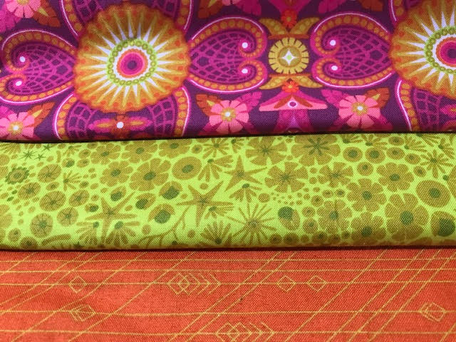 Contemporary Prints 3 Yd Medley Fabric