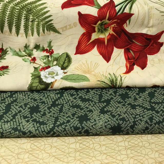 Christmas 3 Yd Fabric Medleys