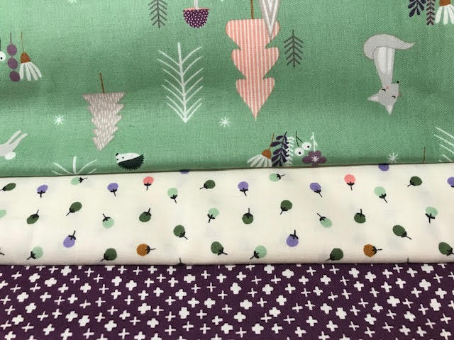 Woodland 3 Yd Fabric Medleys