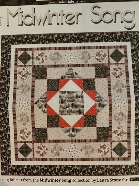 Midwinter Song, Quilt 2