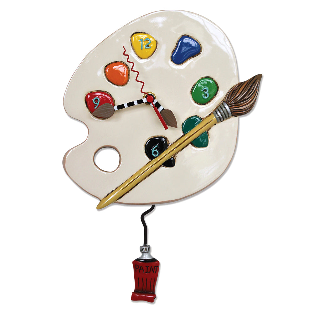 Art Time Pendulum Clock
