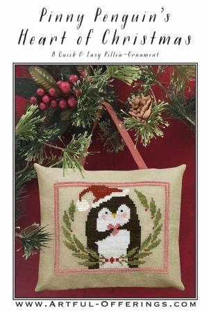Pinny Penguin's Heart of Christmas