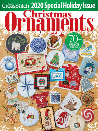 2020 Special Holiday Christmas Ornaments Issue