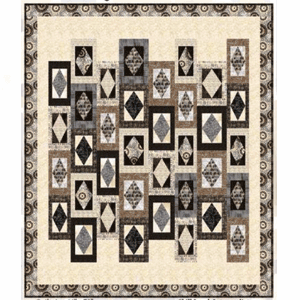 Tessellations Twice Quilt Kit