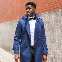 King Leo Signature Trench