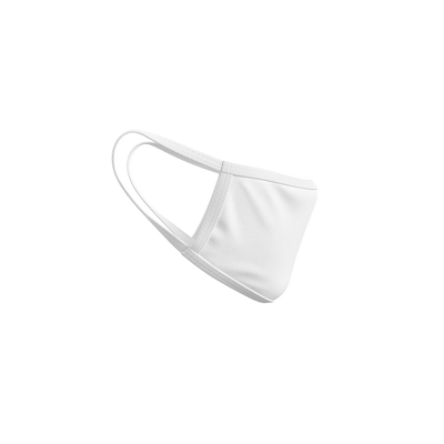White Personal Protection Face Mask