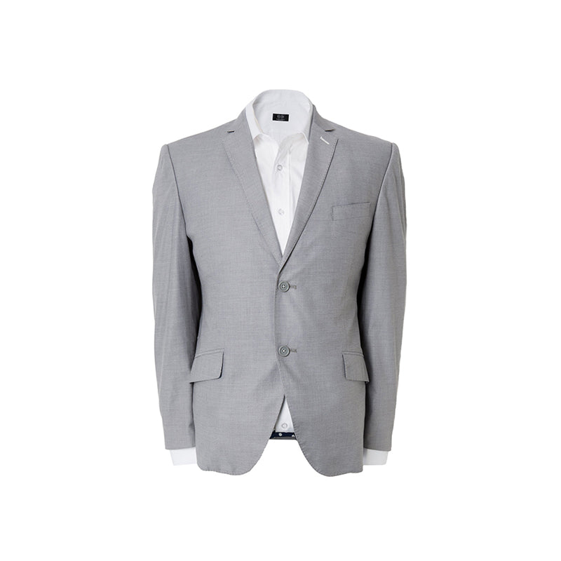 Heather Gray Suit