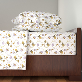 DB-R Designs Linear Paisley Collection - Sheet Sets