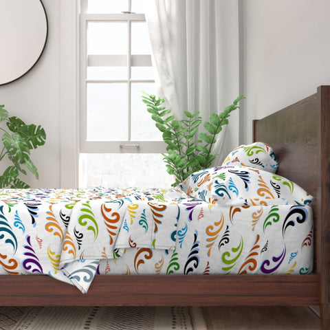 DB-R Designs Colored Wave Limited Edition - Sheet Set