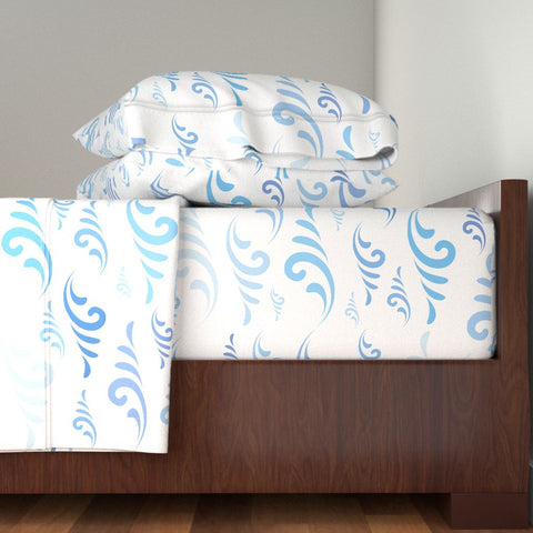 DB-R Designs Blue Wave Limited Edition - Sheet Set