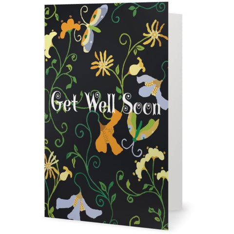 Nightscape - Get Well Soon Card - Set of 10