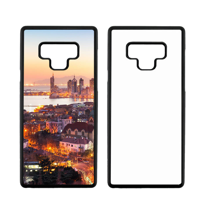 Samsung Galaxy Note 9 Sublimation Blank 2D Plastic Smartphone Shell Case