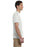Unisex Crew Neck Short Sleeve T-Shirt - White