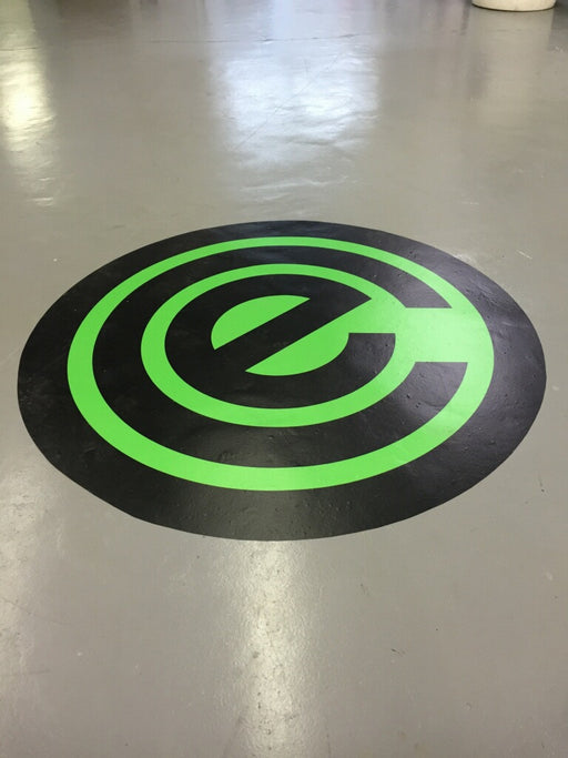 "4mil Flexible Vinyl Floor Graphic - 24"" Circle"