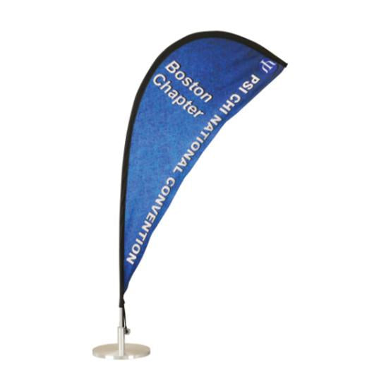 "18"" Table Banner with Stand"