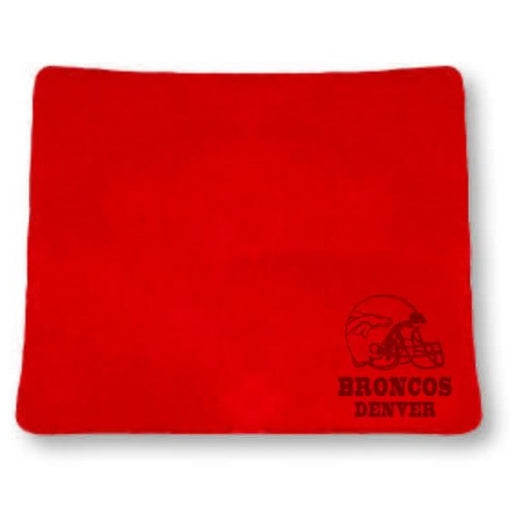 Premium Fleece Partial Laser Printed Blanket