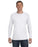 Direct To Garment (DTG) White Long Sleeve Sweat Shirt
