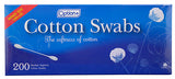 Option+ Cotton Swabs (200)