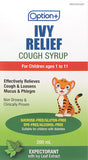 Option+ Ivy Cough Relief Cough Syrup Child