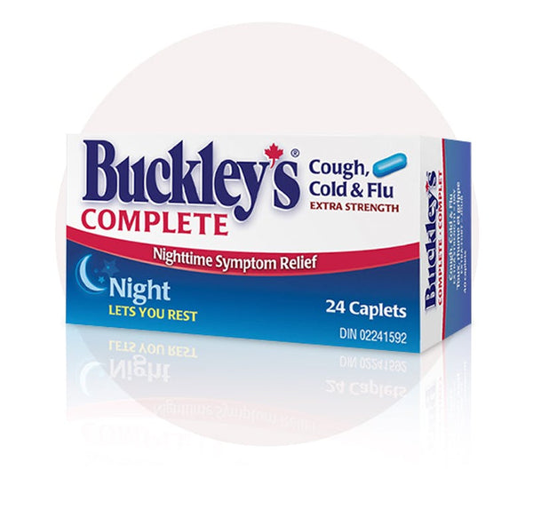 Buckley's Cold and Flu Extra Strength Night