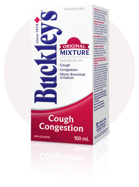 Buckley's Original Mixture 100ml