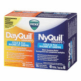 Vicks DayQuil/NyQuil pack