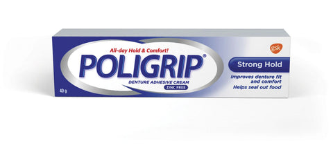 POLIGRIP Strong Hold 40g