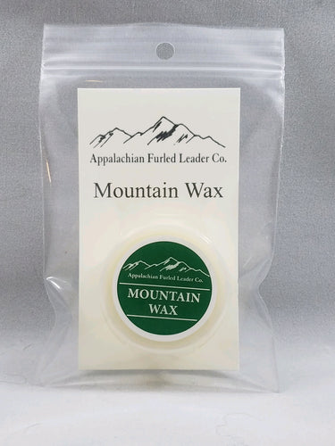Mountain Wax Leader Dressing