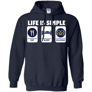 Life Is Simple - Michigan