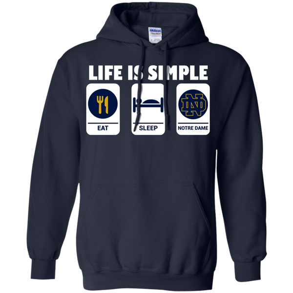 Life Is Simple - Notre dame