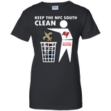 Keep the NFC south clean - BUCCANEERS