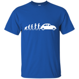 Volkswagen Bug Evolution T-shirt