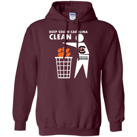 Keep South Carolina Clean - GAMECOCKS