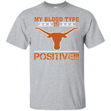 My Blood Type Is Longhorns Positive!!!