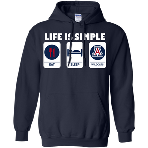 Life Is Simple - Wildcats