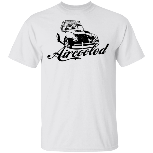 Aircooled-Volkswagen Beetle T-shirt