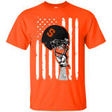 Syracuse - Helmet Flag All Day!
