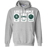 Life Is Simple - Spartans