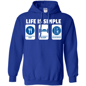 Life Is Simple - Blue Devils