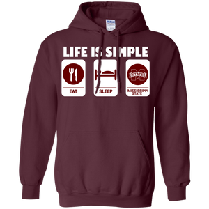 Life Is Simple - Mississippi State