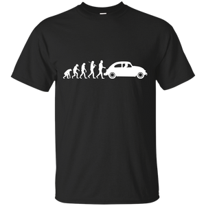 Volkswagen Beetle Evolution T-shirt